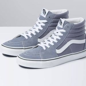 Vans Sk8-Hi Blue Granite/True White MEN's